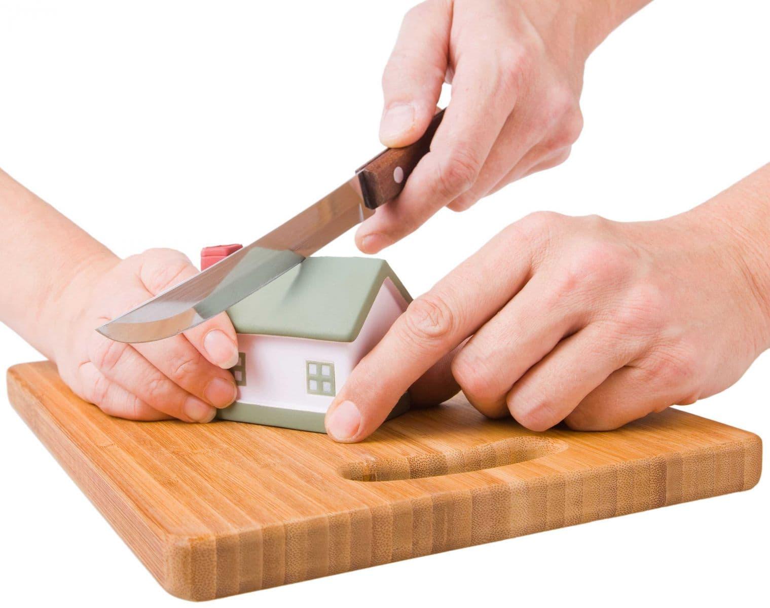 Ипотека при разводе супругов с детьми: проблемы и решение 0