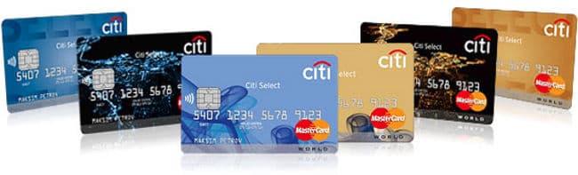 ситибанк кредитная карта онлайн заявка