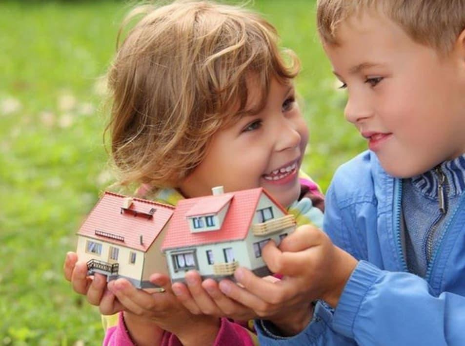 Как проходит выделение долей детям после погашения ипотеки материнским капиталом 0